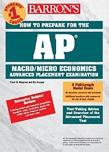 How to Prepare for the AP Macroeconomics Microeconomics Book
