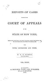 Reports of Cases Decided in the Court of Appeals of the State of New York: Volume 80