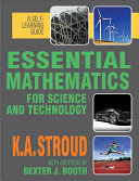 Essential Mathematics for Science and Technology PDF