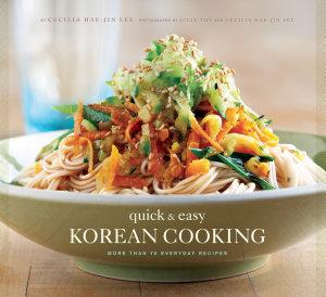 Quick   Easy Korean Cooking