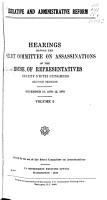 Legislative and Administrative Reform PDF