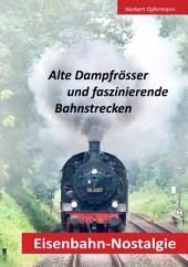 Eisenbahn-Nostalgie: Alte Dampfrösser und faszinierende Bahnstrecken