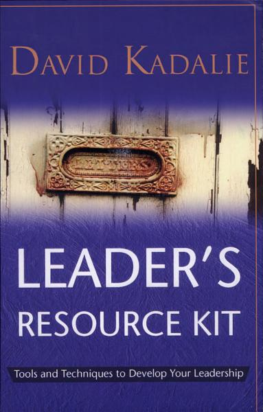 Leader s Resource Kit Tools and Techniques to develop your leadership PDF