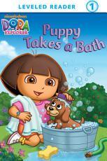 Puppy Takes a Bath  Dora the Explorer  PDF