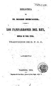 Los Fanfarrones del rey: novela