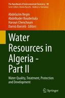 Water Resources in Algeria - Part II