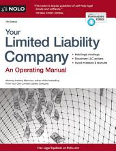 Your Limited Liability Company: Edition 7
