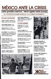 México ante la crisis: Volumen 1