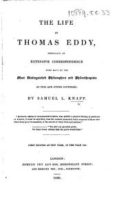The Life of Thomas Eddy, Etc. [With a Portrait.]