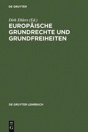 Europ  ische Grundrechte und Grundfreiheiten PDF