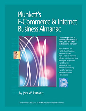 Plunkett s E Commerce   Internet Business Almanac 2009 PDF