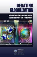 Debating Globalization PDF