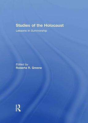 Studies of the Holocaust PDF