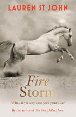 The One Dollar Horse: Fire Storm
