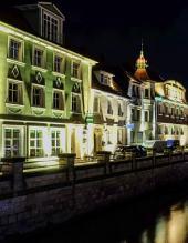 Magier Licht – die neue Faszination unserer Städte: ECHT Oberfranken - Ausgabe 38