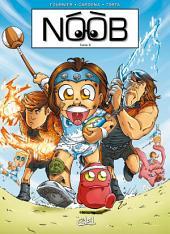 Noob T05: La Coupe de fluxball