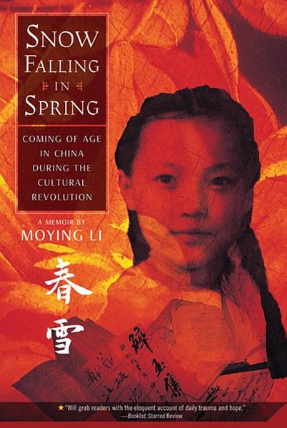 Download Snow Falling in Spring Book