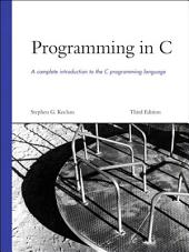 Programming in C: Edition 3