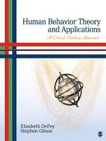 Human Behavior Theory and Applications PDF