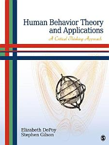 Human Behavior Theory and Applications Book