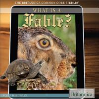 What Is a Fable  PDF
