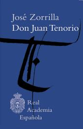 Don Juan Tenorio (Adobe PDF)