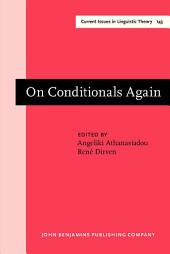 On Conditionals Again