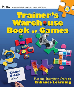 The Trainer s Warehouse Book of Games