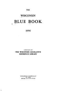 Wisconsin Blue Book  1956 PDF
