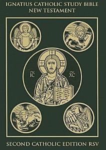 Ignatius Catholic Study Bible New Testament Book
