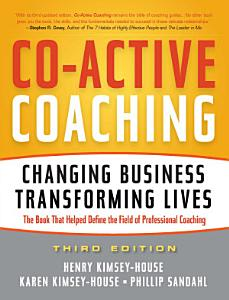 Co Active Coaching  3rd Edition Book