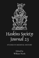 The Haskins Society Journal 23 PDF
