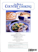 The Best of Country Cooking Book