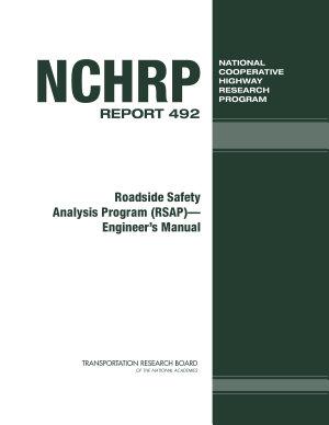 Roadside Safety Analysis Program (RSAP)