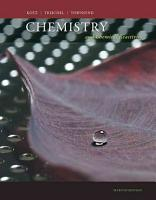 Chemistry and Chemical Reactivity PDF