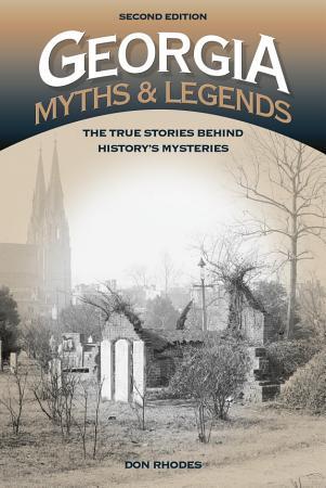 Georgia Myths and Legends PDF