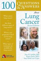 100 Questions   Answers About Lung Cancer PDF