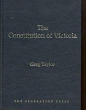 The Constitution of Victoria