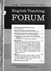 English Teaching Forum PDF