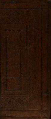 Cornelii Jansenii episcopi Iprensis Augustinus: in quo haereses et mores Pelagii contra naturae humanae sanitatem, aegritudinem et medicinam ex S. Augustino recensentur ac refutantur : cum duplici indice rerum et S. Scripturae