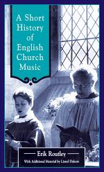 A Short History of English Church Music