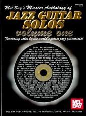 Master Anthology of Jazz Guitar Solos  Volume One PDF