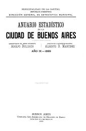 Anuario estadístico