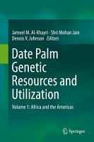 Date Palm Genetic Resources and Utilization PDF