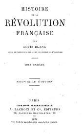 Histoire de la révolution française: Volume11