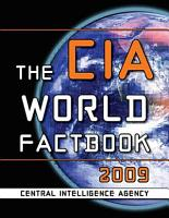 The CIA World Factbook 2009 PDF