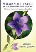 Women of Faith Intercessory Prayer Manual PDF