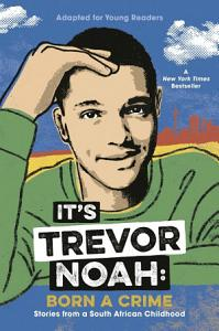 It s Trevor Noah  Born a Crime