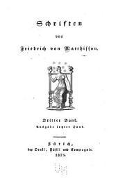 Schriften: Volumes 5-6