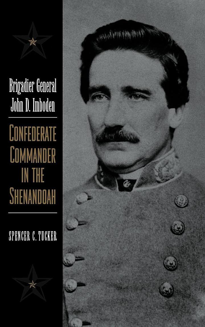 Brigadier General John D. Imboden